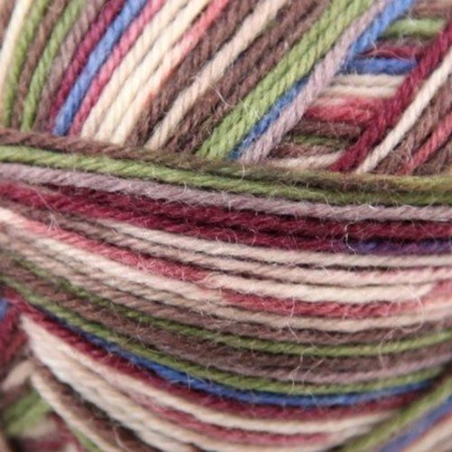On-Line Supersocke 100 4-Ply City Color -  ()