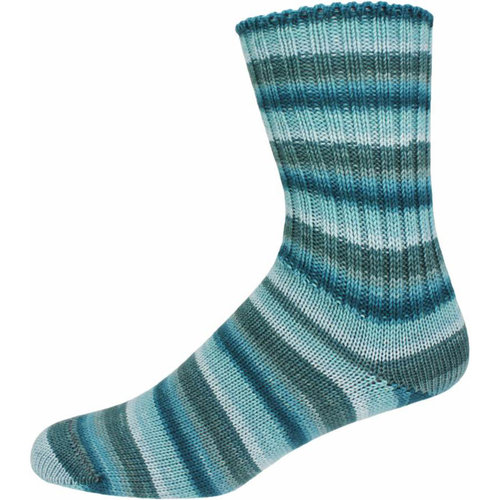 On-Line Supersocke 100 4-Ply Merino Extrafine Color -  ()