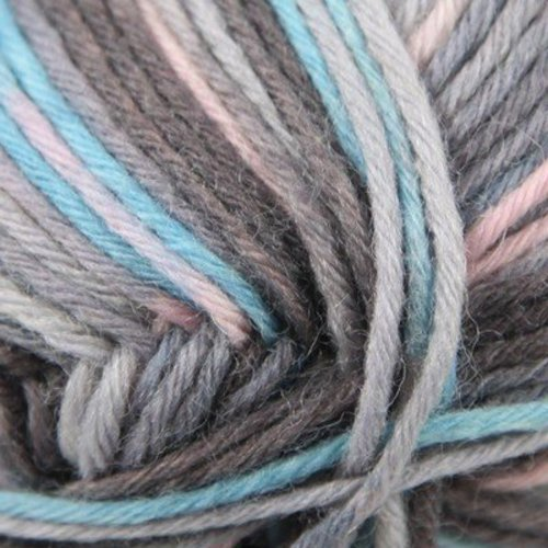 On-Line Supersocke 100 8-Ply Maxi Color -  ()