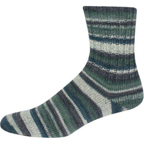 On-Line Supersocke 225 Cotton Stretch Color -  ()