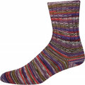On-Line Supersocke 258 4-Ply Merino Extrafein Color - Purple, Pink, Olive (2292)