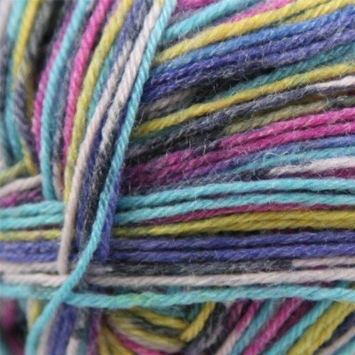 On-Line Supersocke 4-Ply Bambus Color -  ()