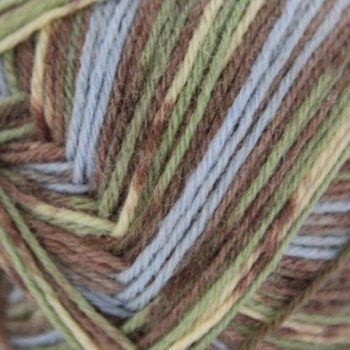 On-Line Supersocke 4-Ply Jupiter Color (with Aloe) -  ()