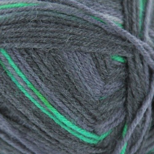 On-Line Supersocke 4-Ply London Color -  ()