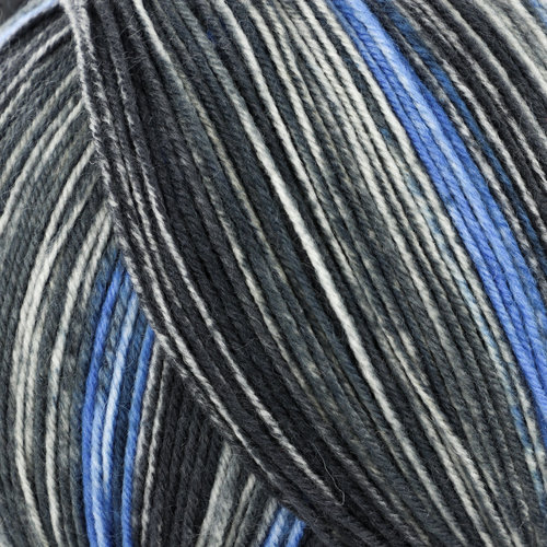 On-Line Supersocke 4-Ply Merino Extrafine Color -  ()