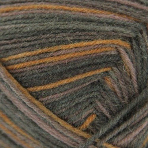 On-Line Supersocke 4-Ply New York Color -  ()