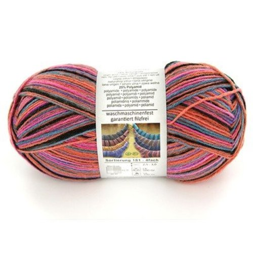 On-Line Supersocke 4 Ply Sambia Color -  ()