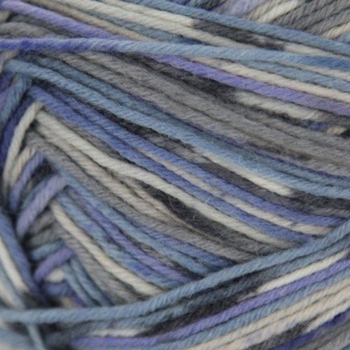 On-Line Supersocke 6-Ply Chilly Color -  ()