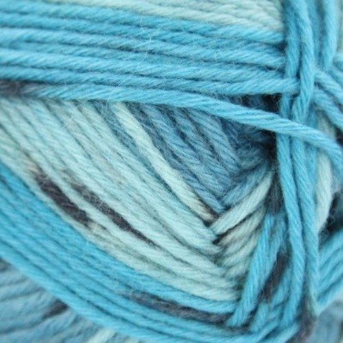 On-Line Supersocke 8-Ply Country Color -  ()