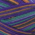 On-Line Supersocke Montana Color - Purple, Teal, Orange (1944)