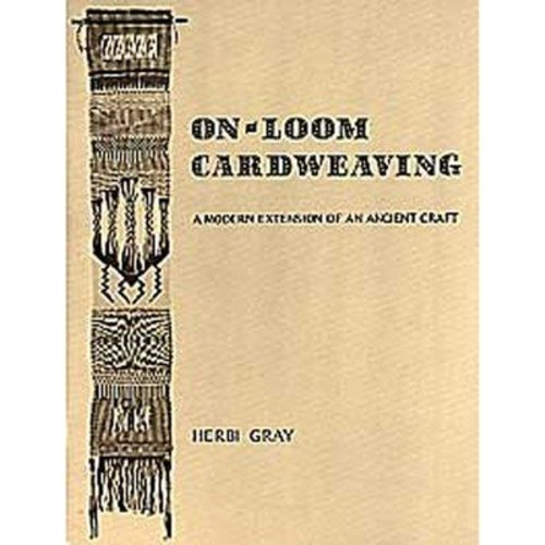 On-Loom Cardweaving -  ()