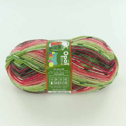 Opal Fresh & Juicy - Pinks, Lime, White (9360)