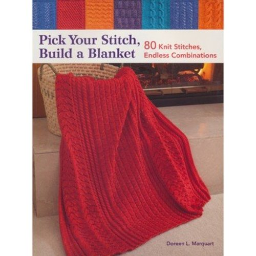 Pick Your Stitch, Build a Blanket -  ()