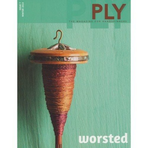 PLY Magazine - Worsted - Issue 7 (winter 2014) (007)