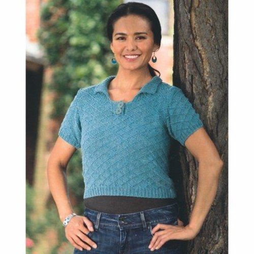 Plymouth Yarn 2299 Woman's Tee -  ()