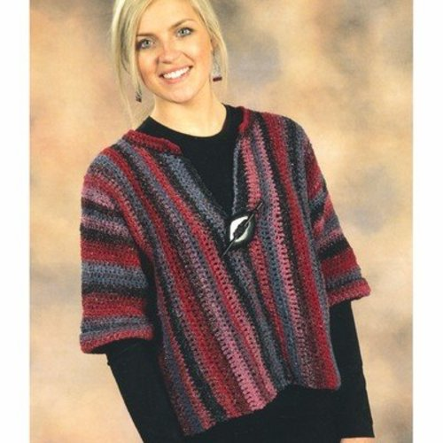 Plymouth Yarn 2300 Side to Side Jacket -  ()