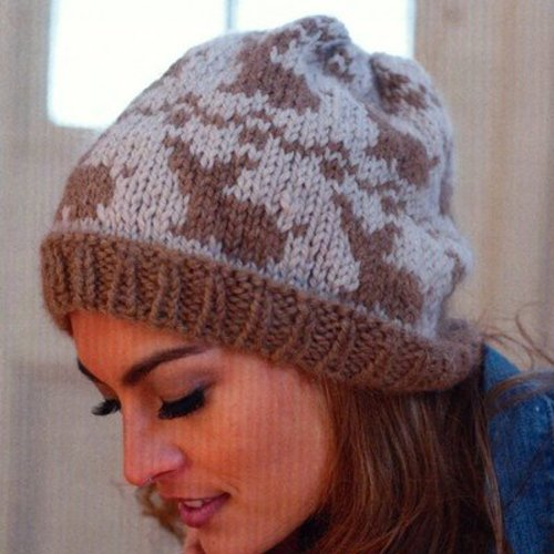 Plymouth Yarn 2742 Fairisle Bunny Hat -  ()