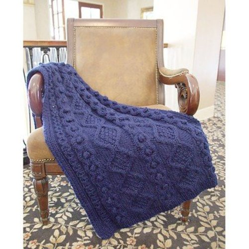 Plymouth Yarn 2866 Aran Throws -  ()