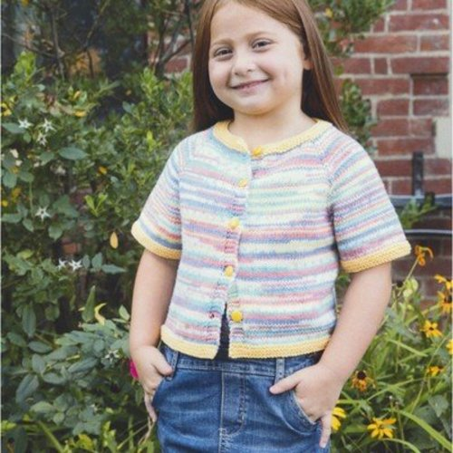 Plymouth Yarn 2933 Toddler Cardigan -  ()