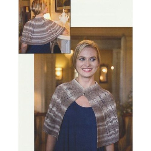Plymouth Yarn 2935 Circular Cape -  ()