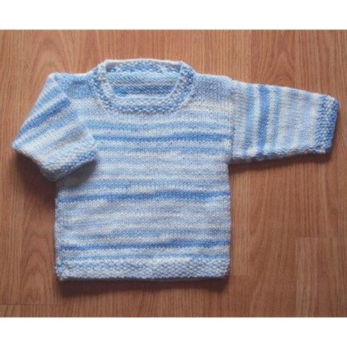 Plymouth Yarn 2977 Baby Pullover -  ()