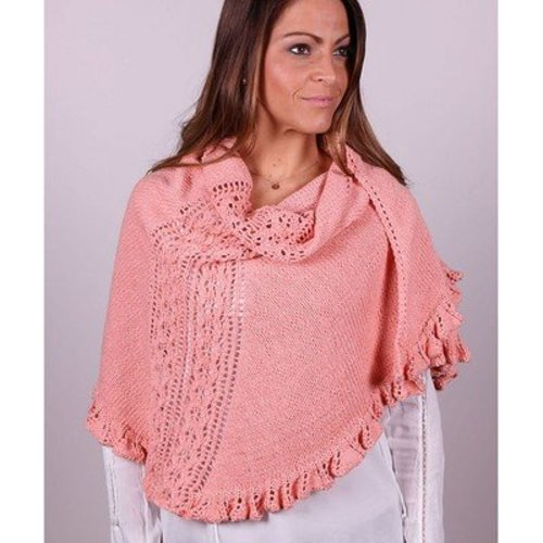 Plymouth Yarn 2991 Shawl -  ()
