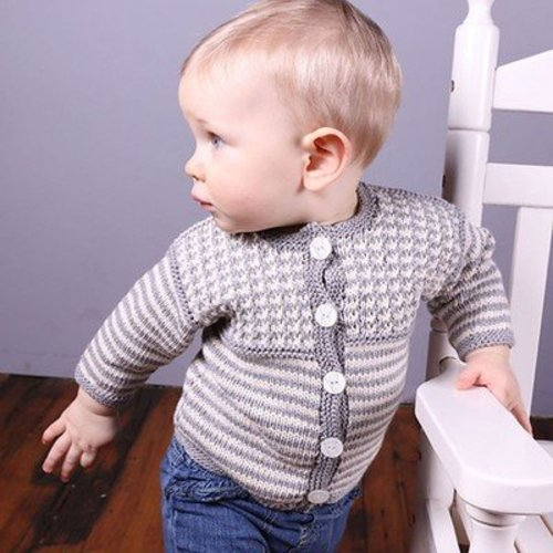 Plymouth Yarn 3008 Baby Cardigan -  ()