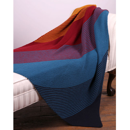 Plymouth Yarn 3021 Throw -  ()