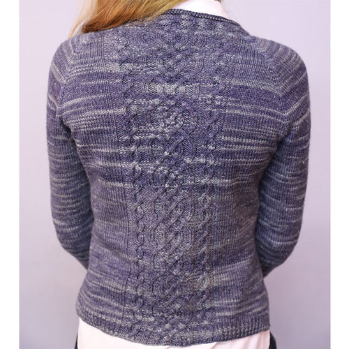 Plymouth Yarn 3264 Equinox Hand Dye Women's Cardigan -  ()