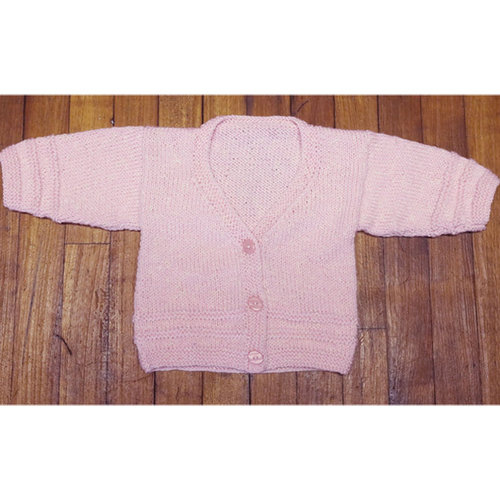 Plymouth Yarn 3280 Natural Bebe Baby Cardigan and Pullover -  ()
