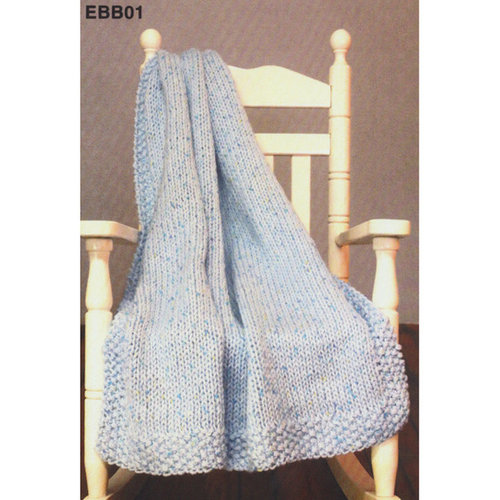 Plymouth Yarn 636 The Encore 8-Hour Baby Blanket...Refreshed -  ()