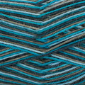 Plymouth Yarn Andes Socks - Teal Mix (013)