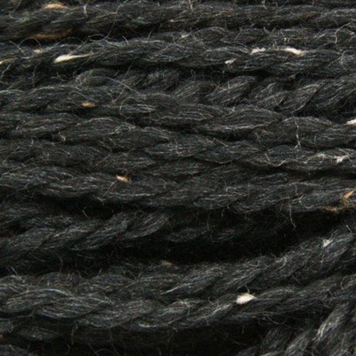 Plymouth Yarn Baby Alpaca Grande Tweed - Black (0500)
