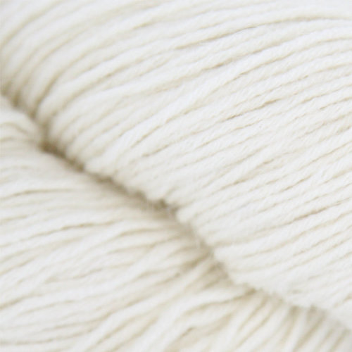 Plymouth Yarn Dye For Me Alpaca Tencel Bamboo - Raw White (902)