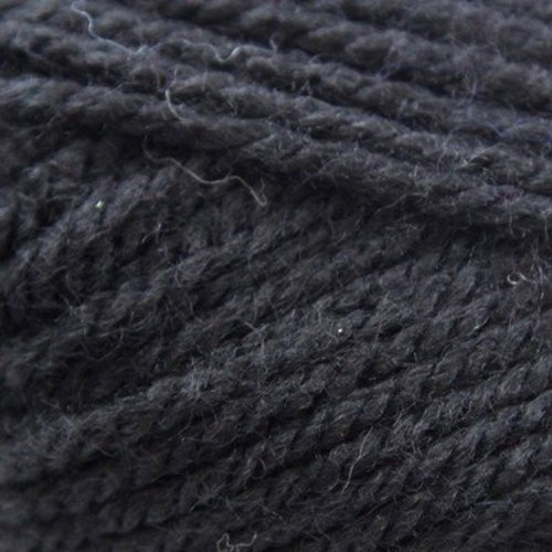 Plymouth Yarn Encore Chunky - Black (0217)