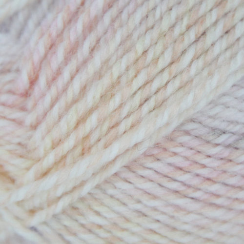 Plymouth Yarn Encore Colorspun Overstock Colors - White, Peach, Lilac (7065)