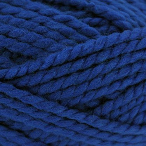 Plymouth Yarn Encore Mega - Primary Blue (0133)