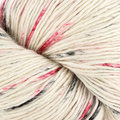 Plymouth Yarn Estilo Hand Dyed - Black/Red Mix (04)