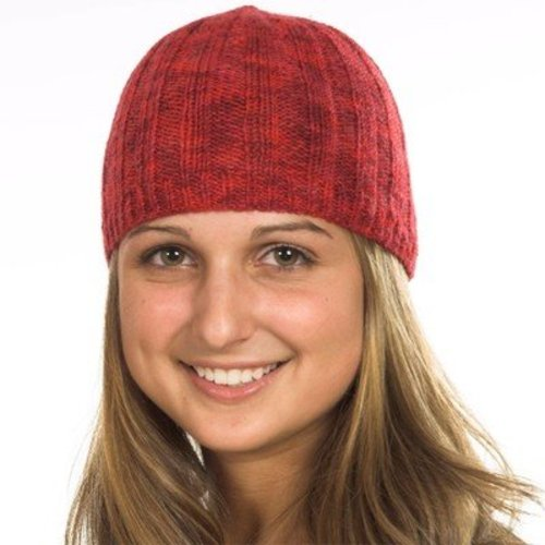 Plymouth Yarn F223 Happy Feet Beanie (Free) -  ()