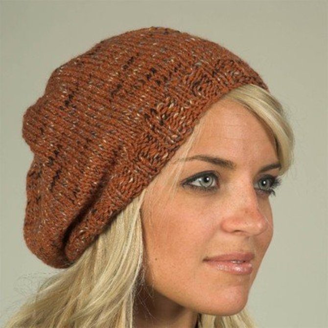 Plymouth Yarn F346 Coffee Beenz Hat Free At Webs Yarn