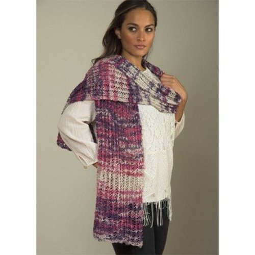 Plymouth Yarn F530 Linen Concerto Stole (Free) -  ()