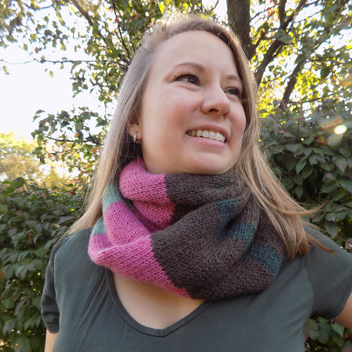 Plymouth Yarn F826 Tubular Cowl (Free) -  ()