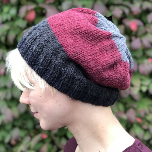Plymouth Yarn F836 Hat (Free) -  ()