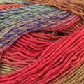 Plymouth Yarn Gina - Red, Green, Copper (02)