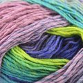 Plymouth Yarn Gina - Aqua, Dusty Rose, Lime Green, Cobalt (03)