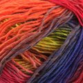 Plymouth Yarn Gina - Orange, Red, Blue, Yellow (09)