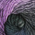 Plymouth Yarn Gina - Purple, Grays, Rust (18)