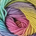 Plymouth Yarn Gina - Purple, Pink, Gold, Turquoise - New (19)