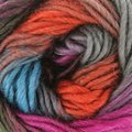 Plymouth Yarn Gina - Forest, Magenta, Gray, Coral, Turqu (20)