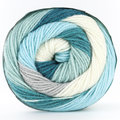 Plymouth Yarn Hot Cakes - Turquoise Treat Mix (12)